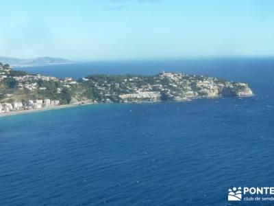 Axarquía- Sierras de Tejeda, Almijara y Alhama; viaje cultural y senderismo en enero